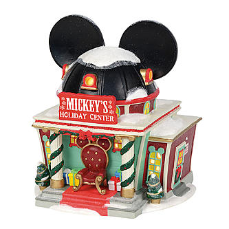 Mickey's Holiday Center