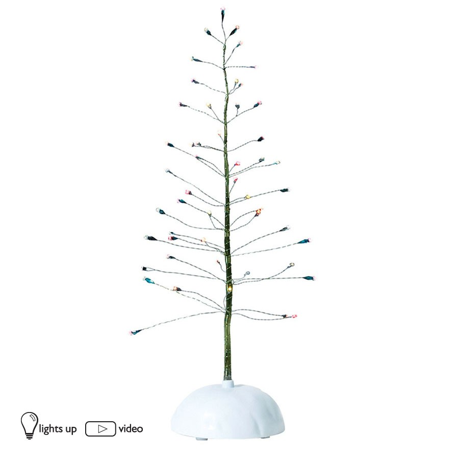 Village Twinkle Brite Tree - Small