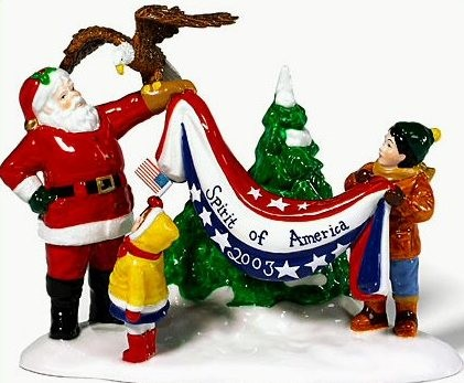 Santa Comes To Town, 2003