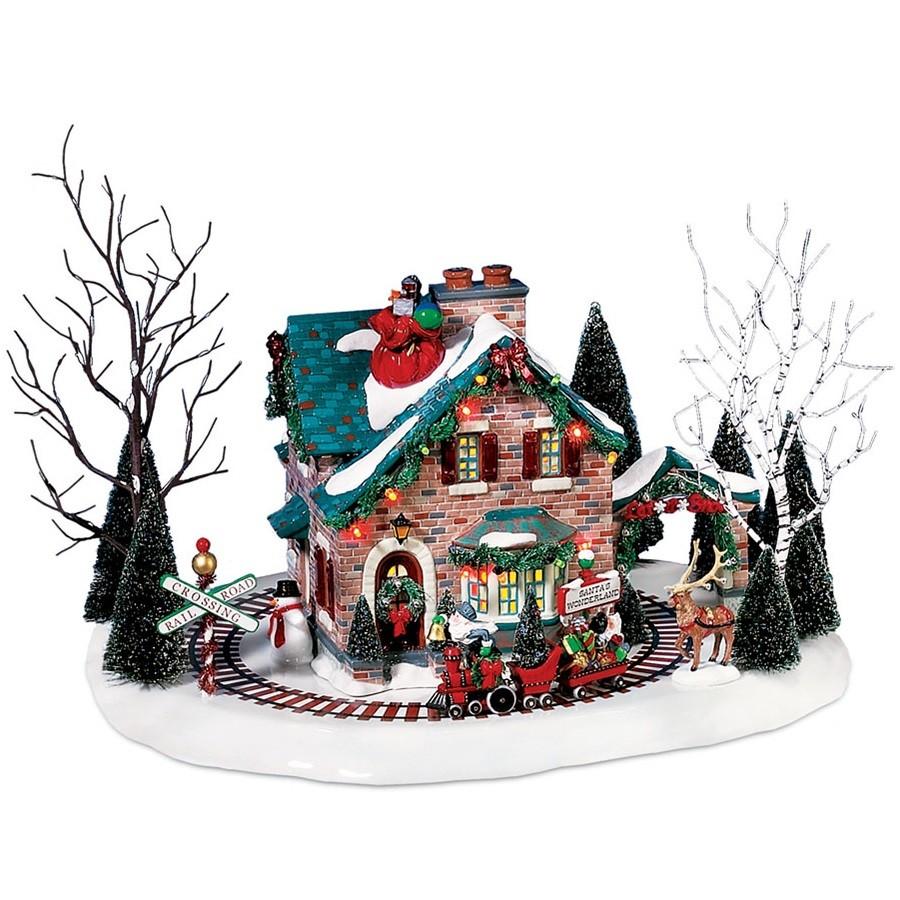 Santa's Wonderland House