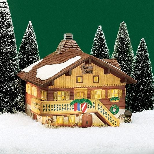 Kamm Haus Chalet