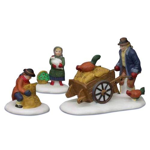 Harvest Seed Cart