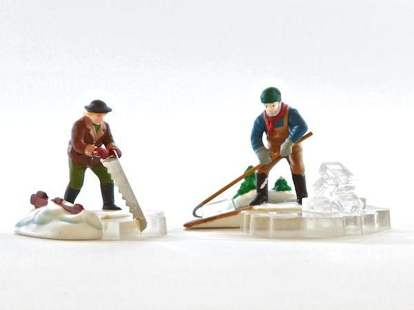 Blue Star Ice Harvesters