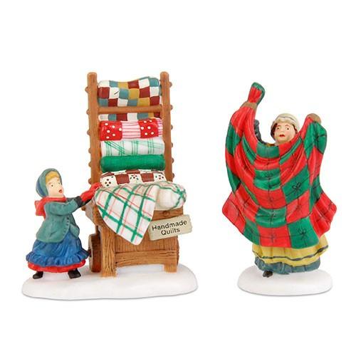 Christmas Bazaar... Handmade Quilts