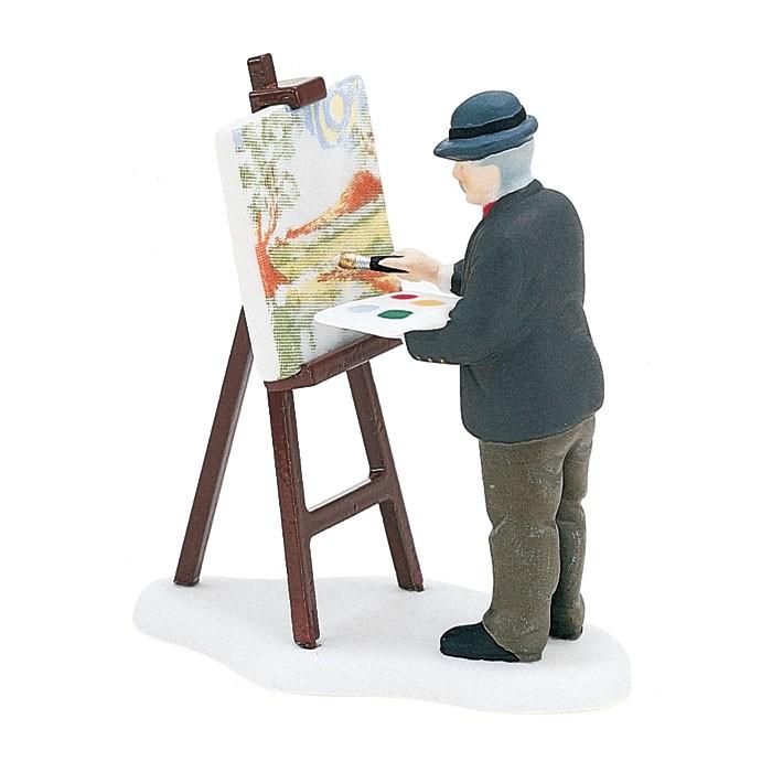 An Artist's Touch