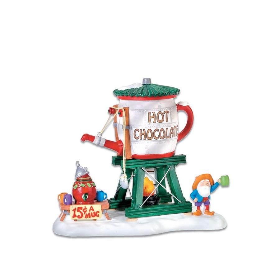 Hot Chocolate Tower
