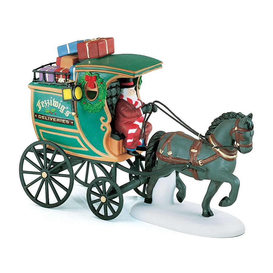 Fezziweg Delivery Wagon