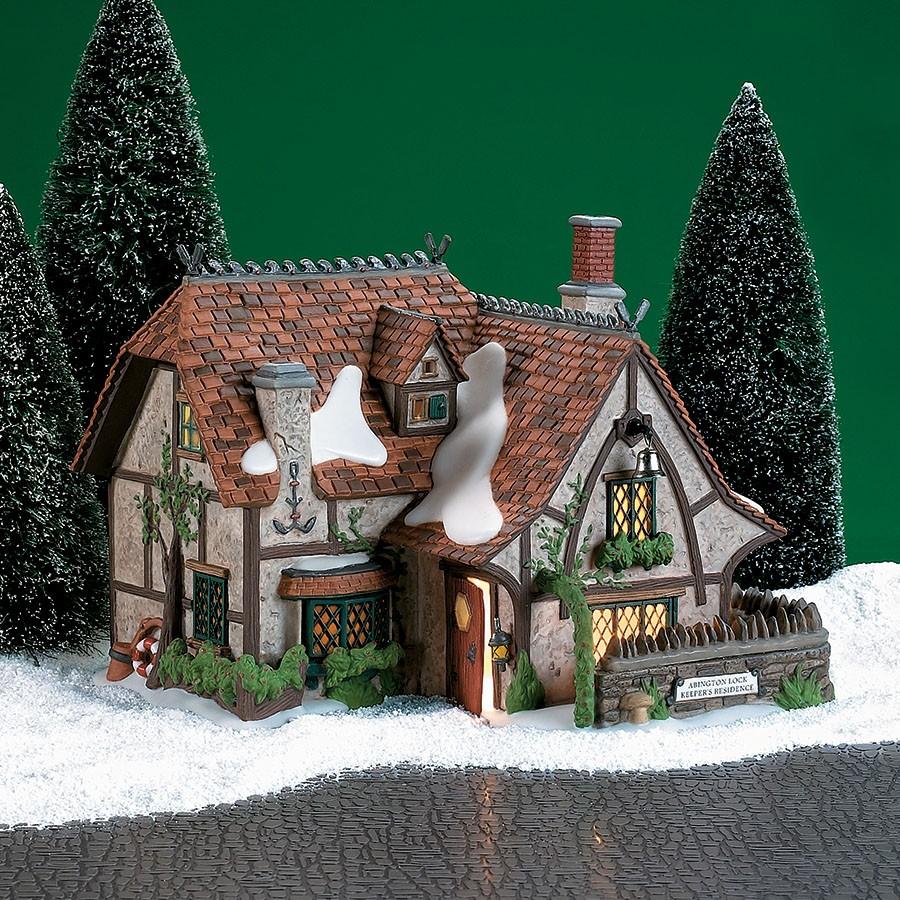 Abington Lockkeeper's Residence