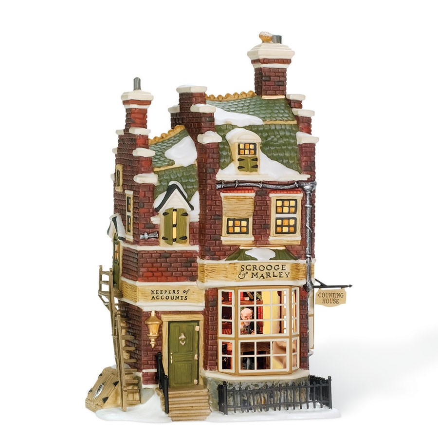 Scrooge & Marley's Counting House