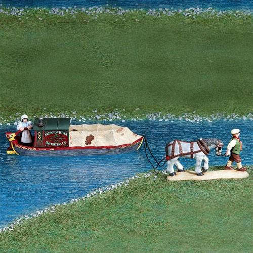 Abington Canal Boat
