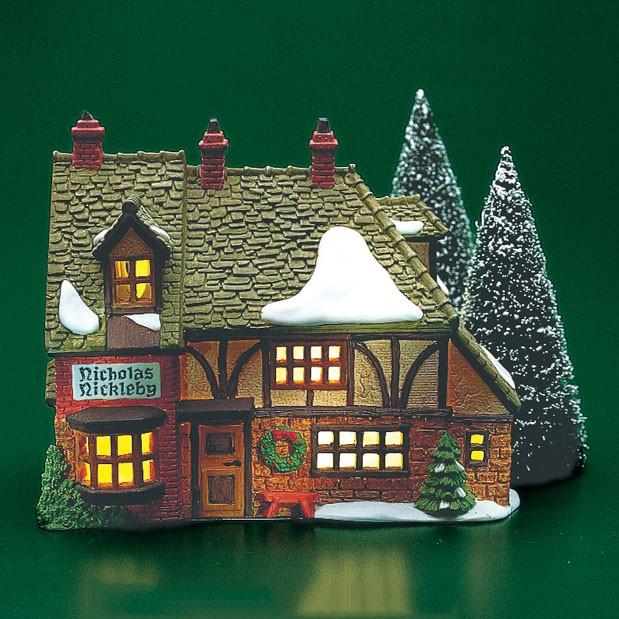 Nicholas Nickleby Cottage