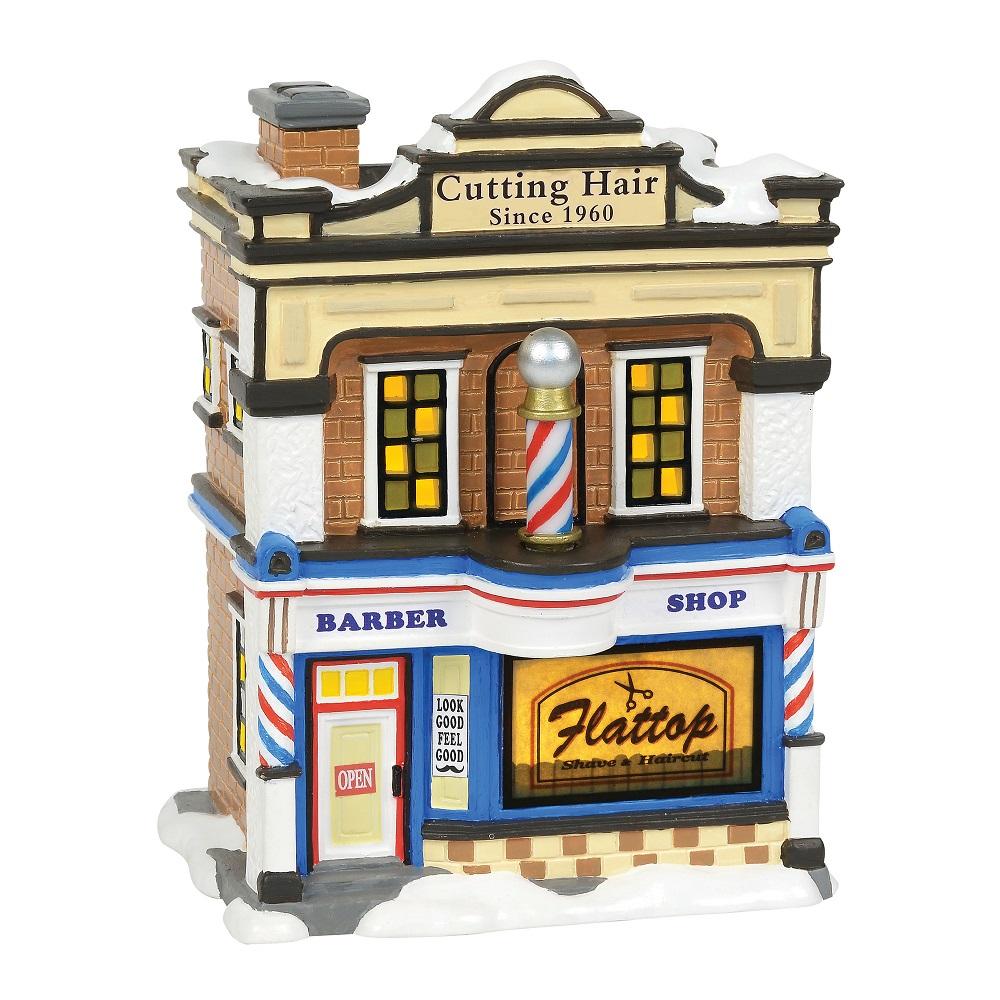 Flattop Barborshop