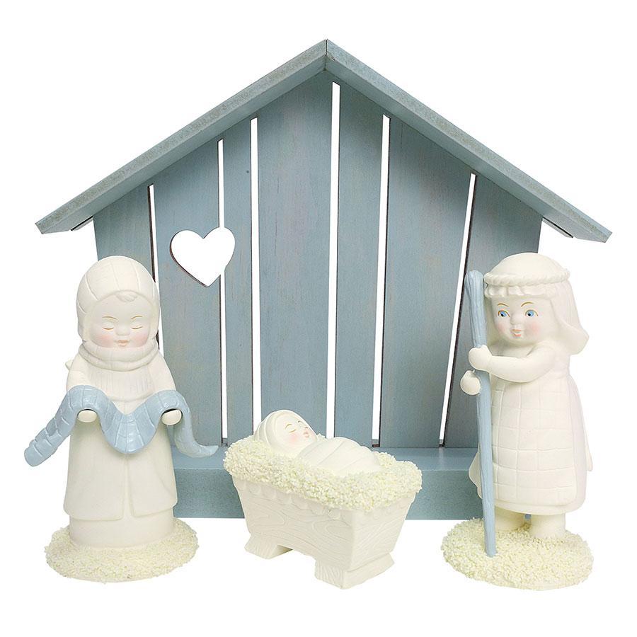 Peace Nativity