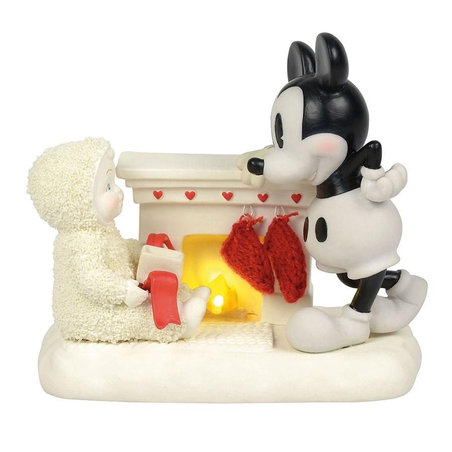 At The Mantel With Mickey
