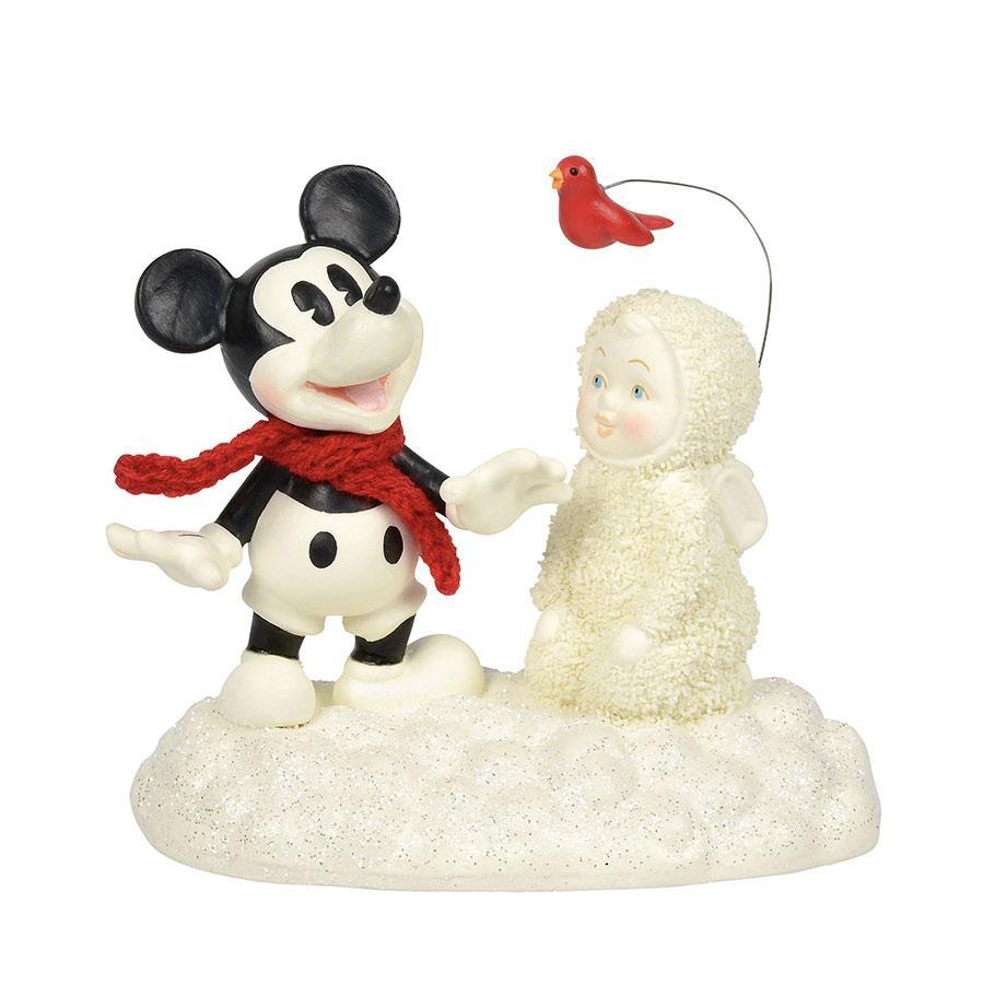 Snow Fun With Mickey
