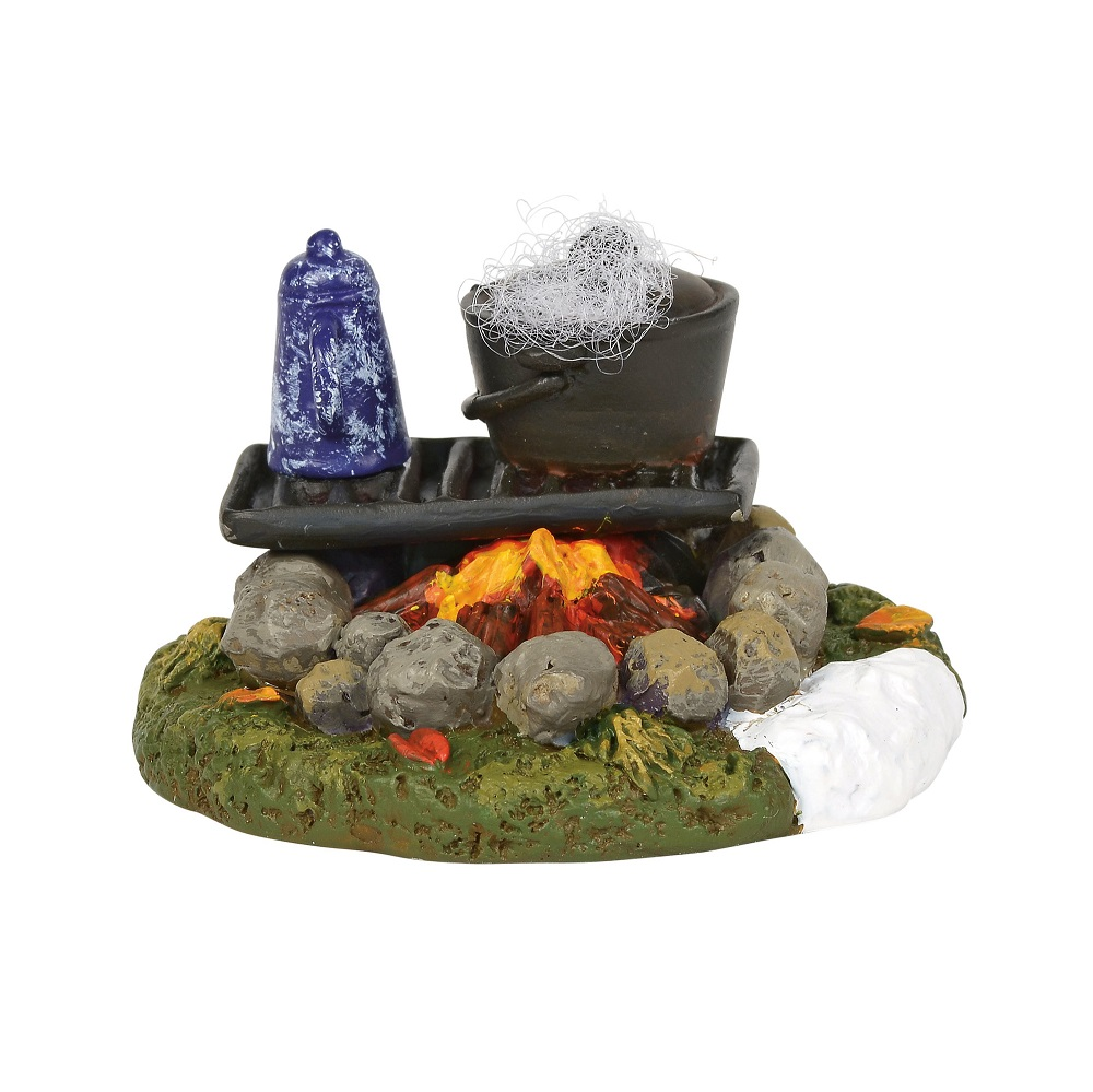 Woodland Campfire