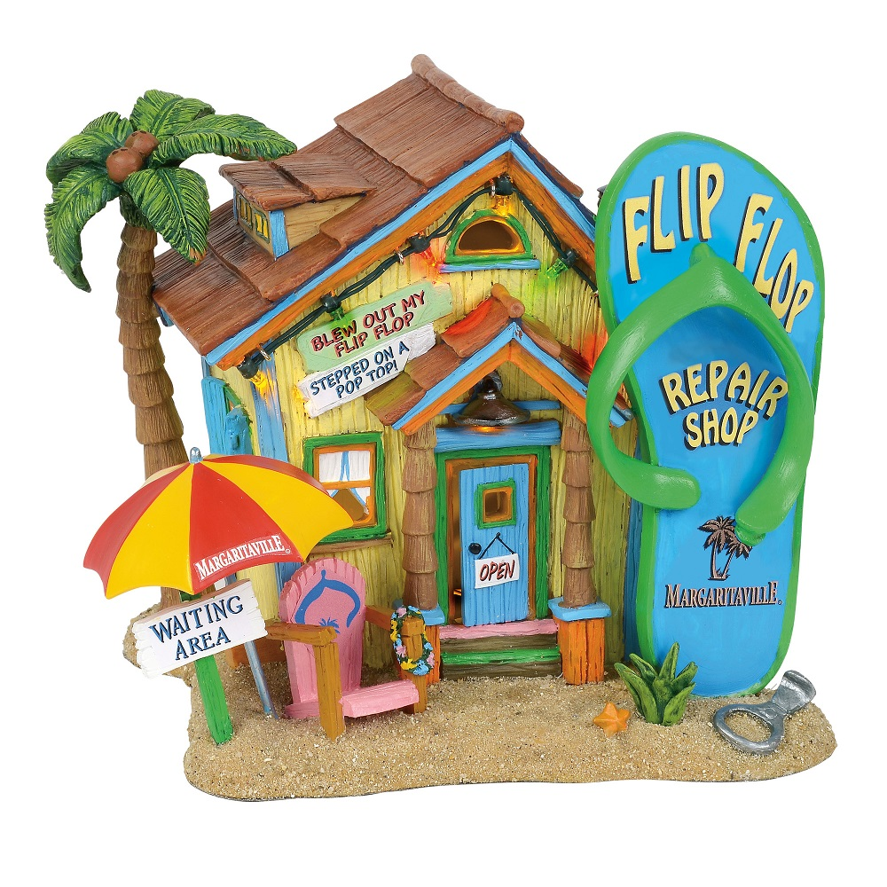 Flip Flop Repair Shop