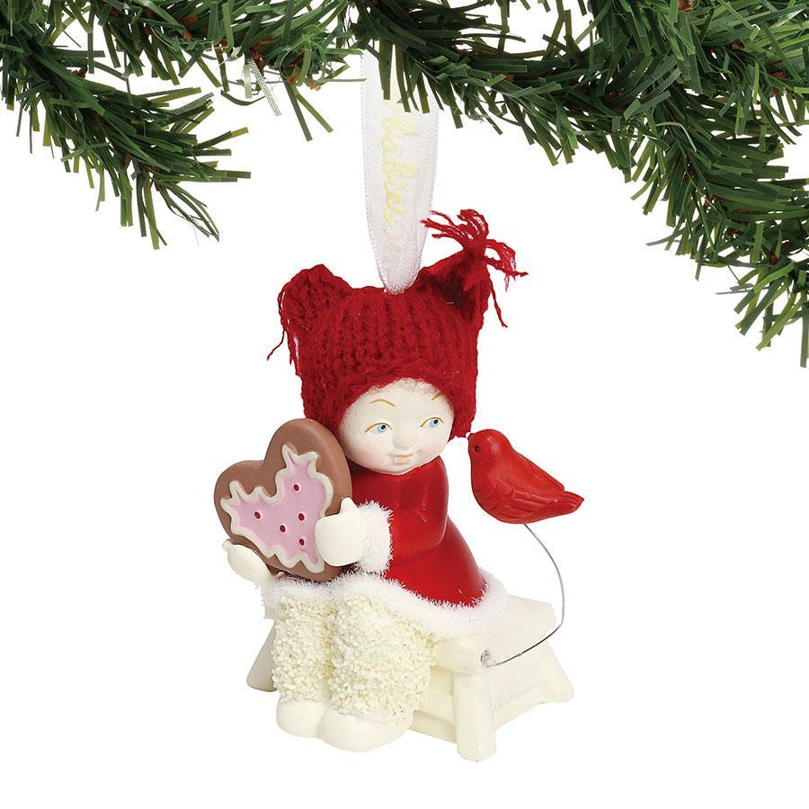 Sharing A Sweet Tweet Ornament