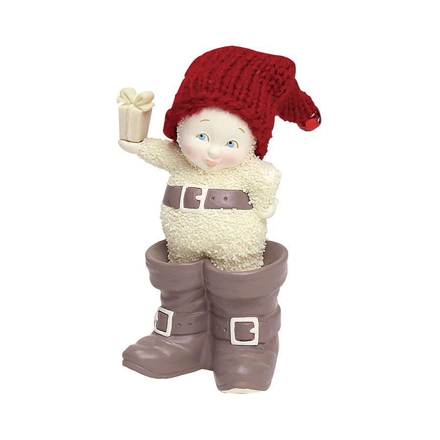 In Santa's Boots