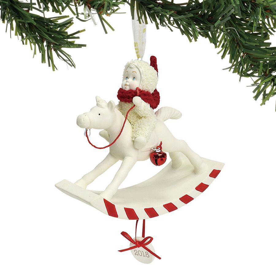 Peperment Pony Ornament