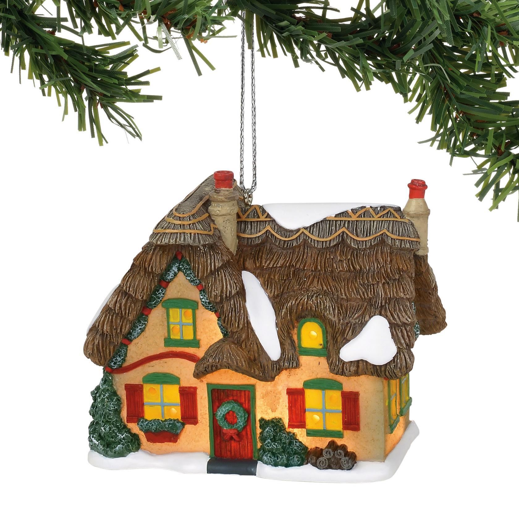 Brookshire Cottage Ornament