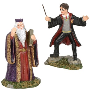 Harry Potter and Headmaster