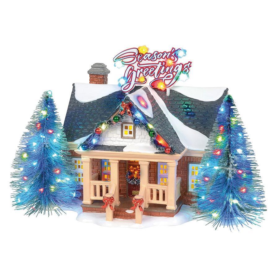 Brite Lites Holiday House