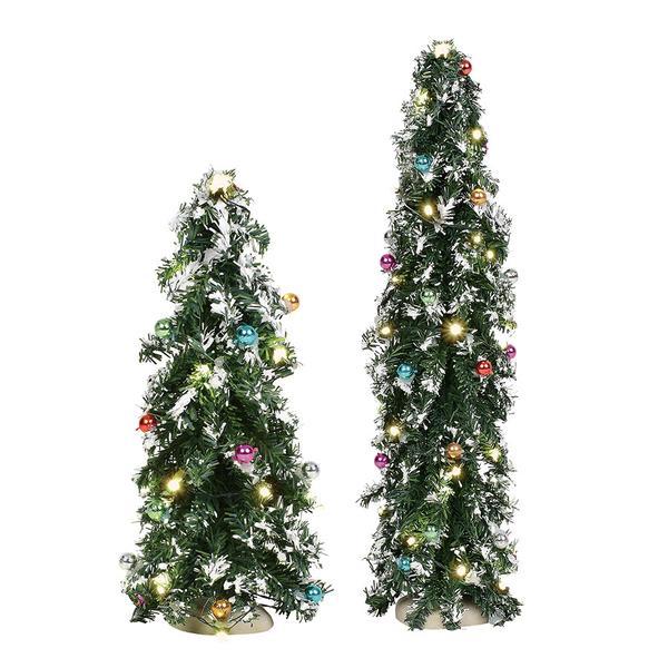 Festive Mountain Pines