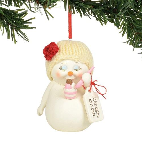 Midnight Cravings Ornament