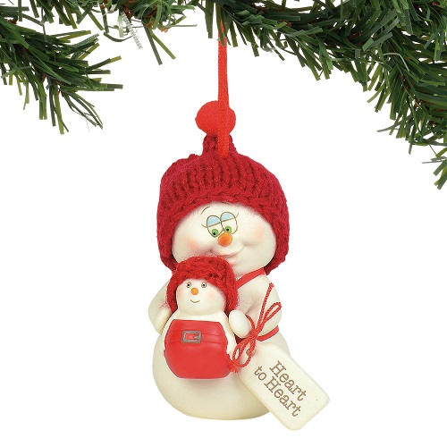 Heart to Heart Ornament
