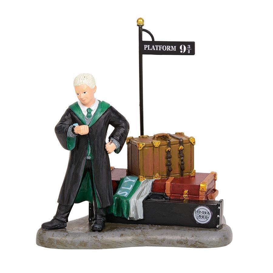 Draco Waits at Platform 9 ¾