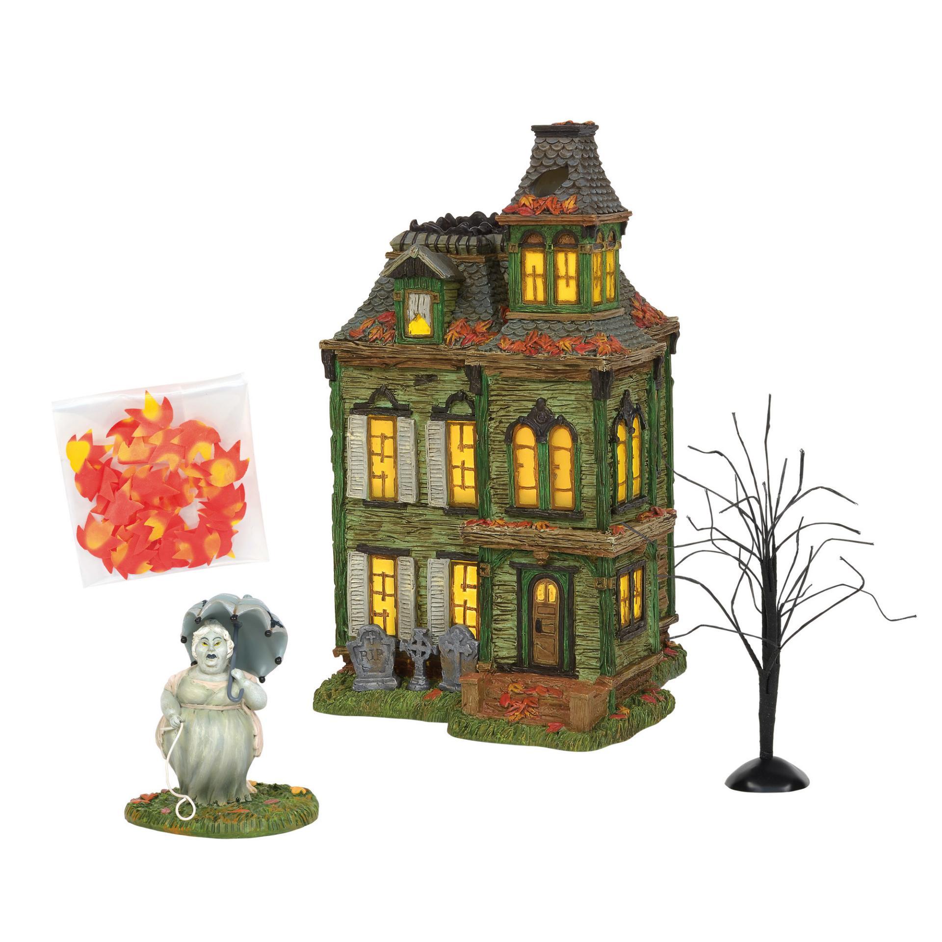 Hazel's Haunted House