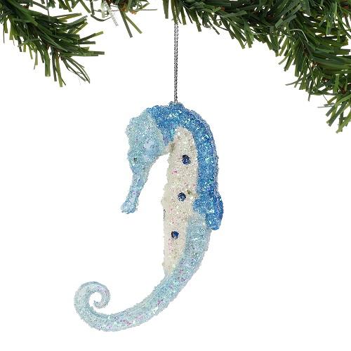 Pearl Bay Seahorse Ornament