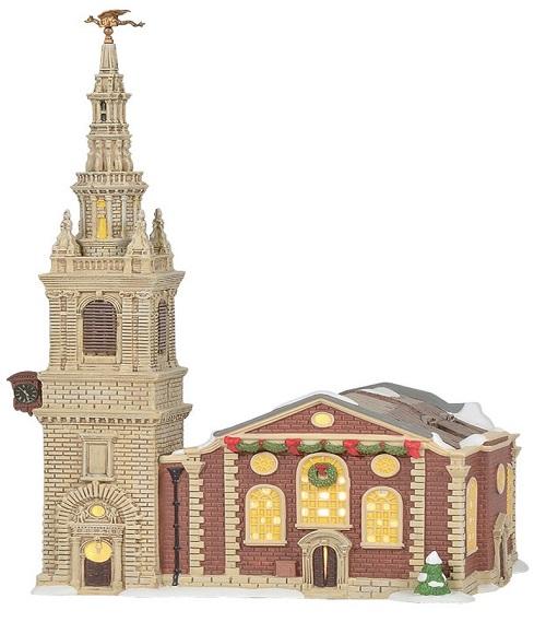 Church of St. Mary-Le-Bow