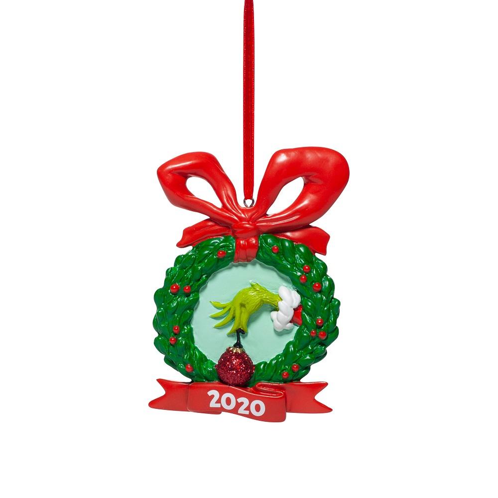 Grinch 2020 Ornament