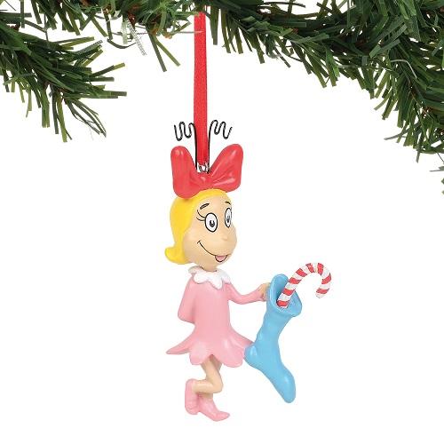 Cindy Lou-Who Ornament
