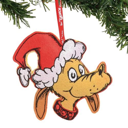 Max Felt Ornament