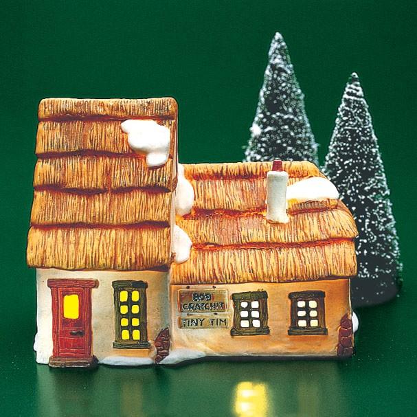 Cottage Of Bob Catchit & Tiny Tim