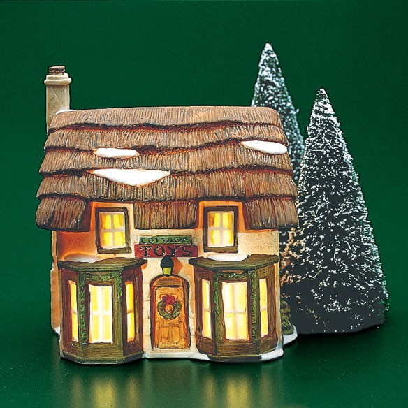 Cottage Toy Shop