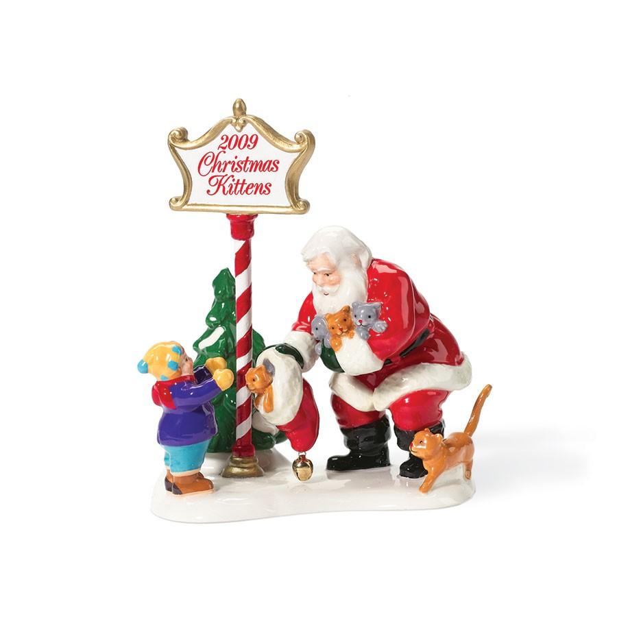 Santa Comes To Town, 2009