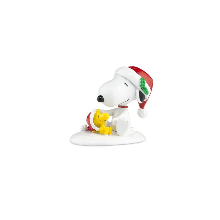 Happy Holiday's Snoopy And Woodstock