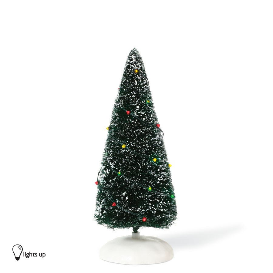Frosted Twinkle Brite Topiary