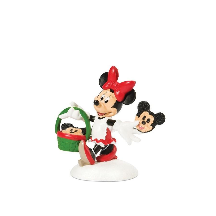 Minnie's Custom Christmas Cookies