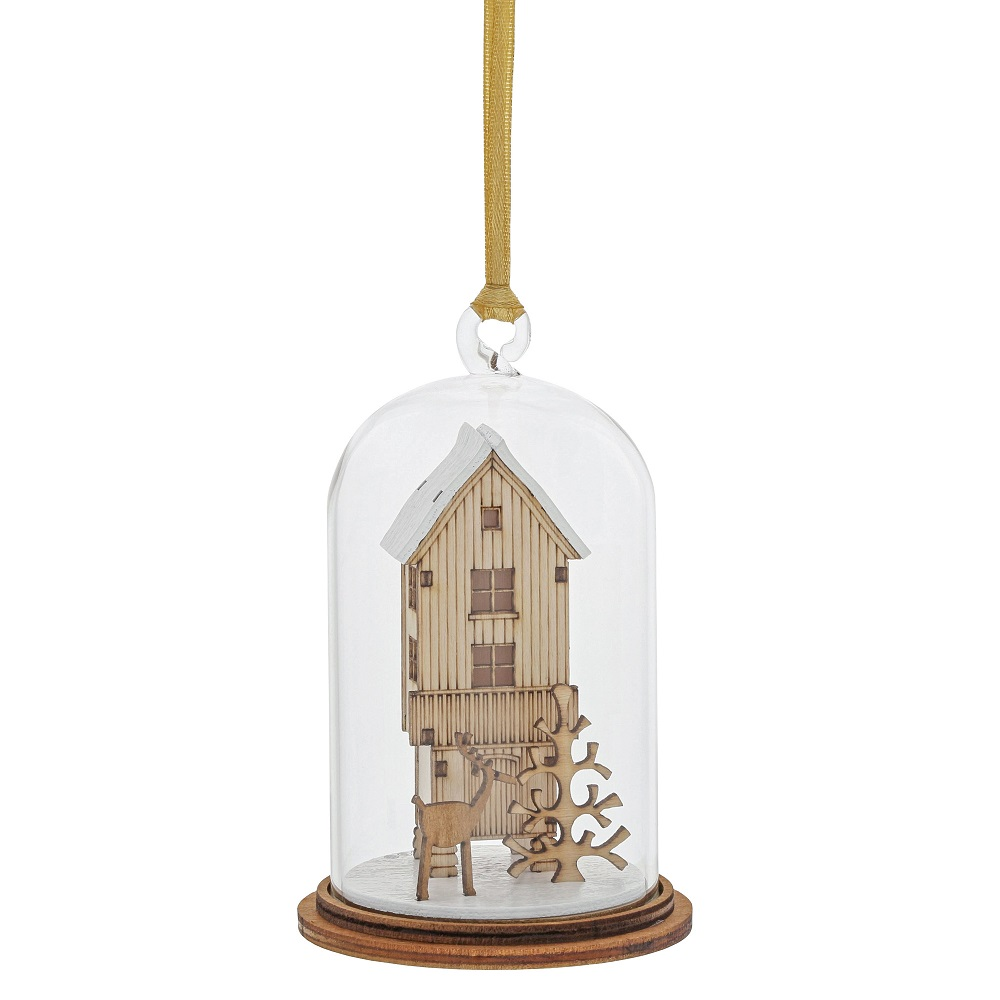 A Christmas Wish Ornament