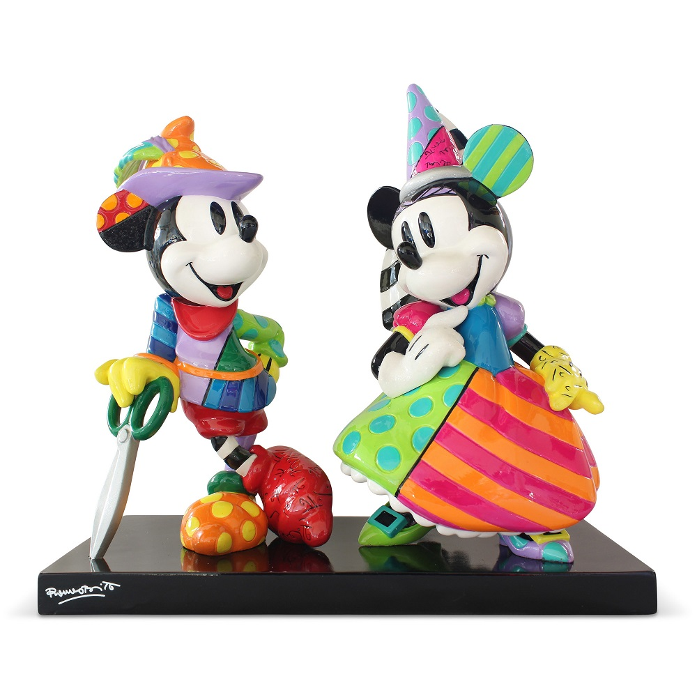 Mickey and Minnie Mouse (Limited Edition)