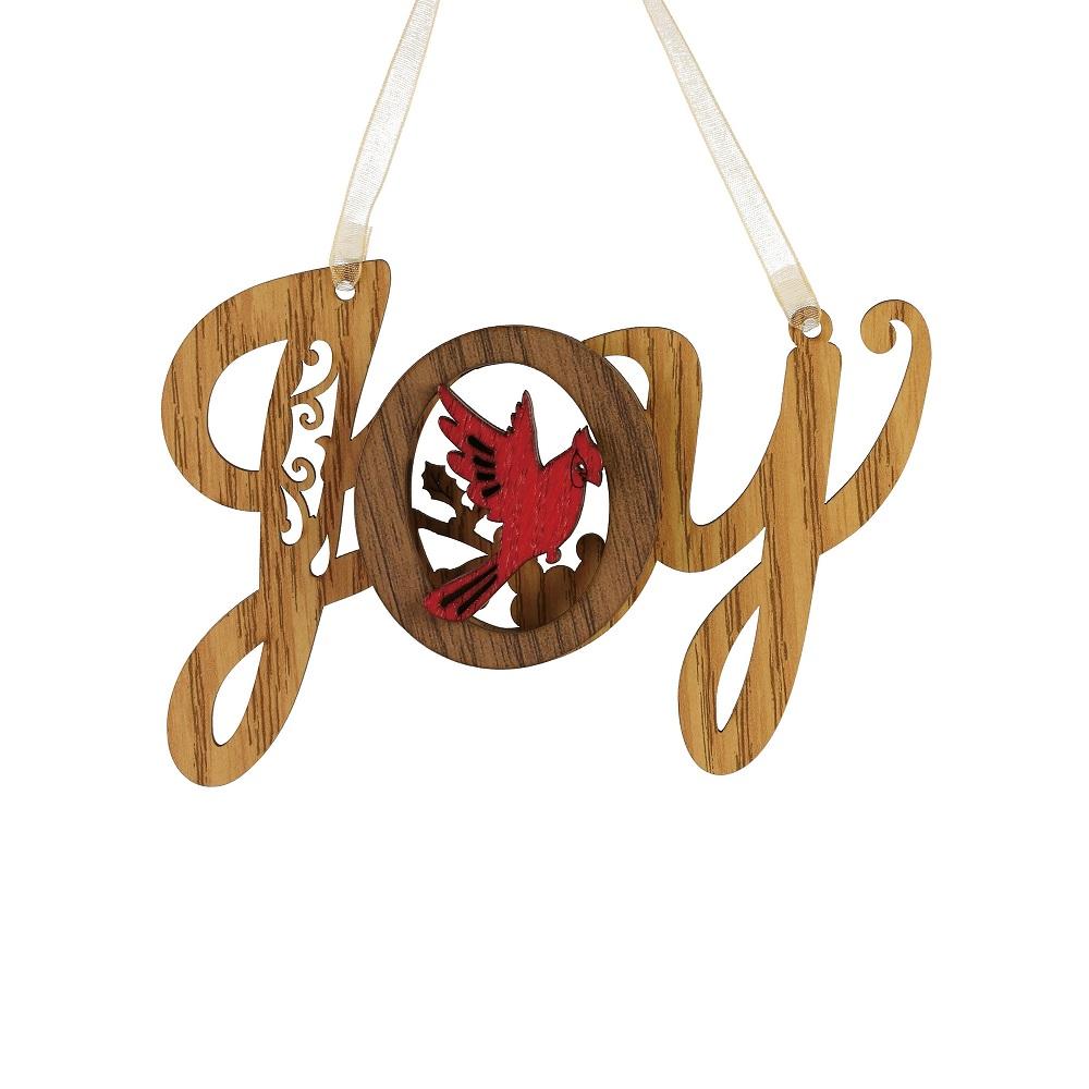 Filigree Joy Ornament