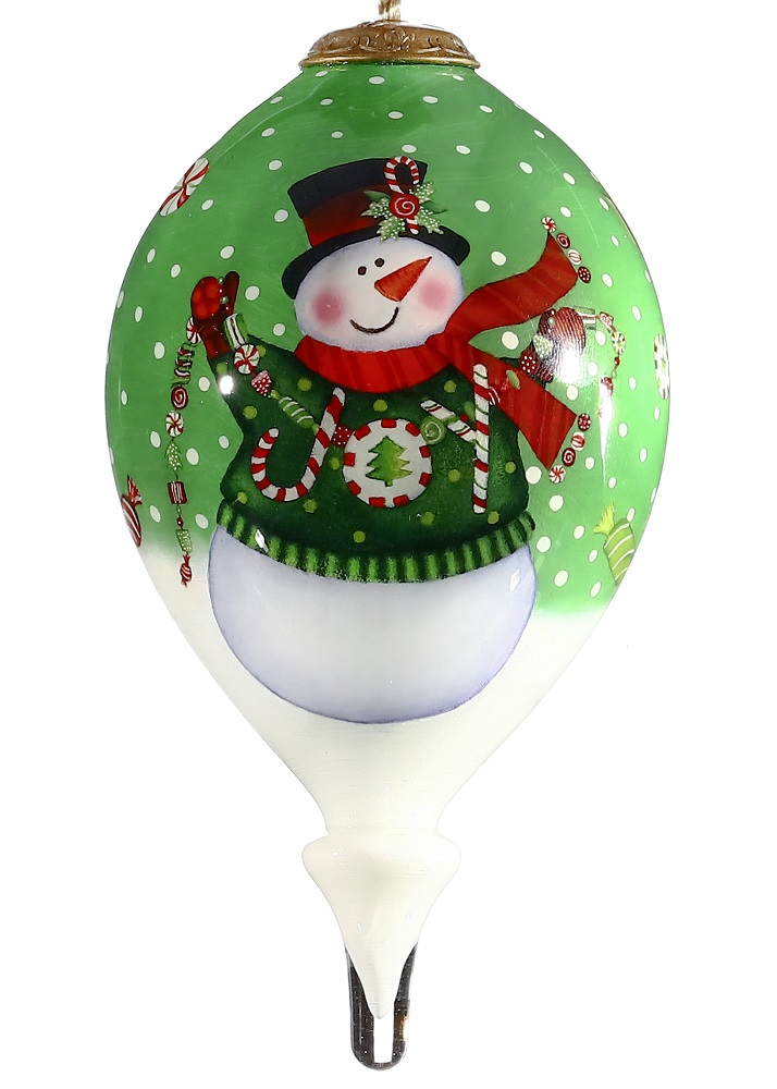 Candy Joy Snowman