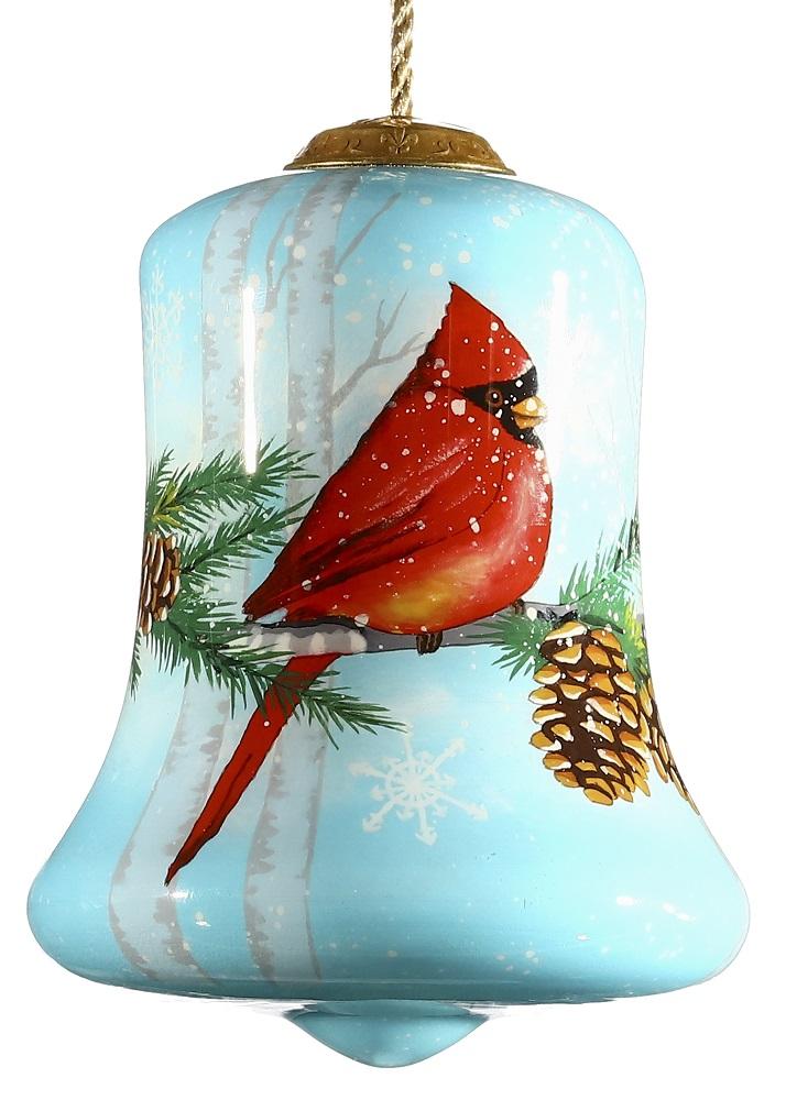 Serene Forest Cardinal