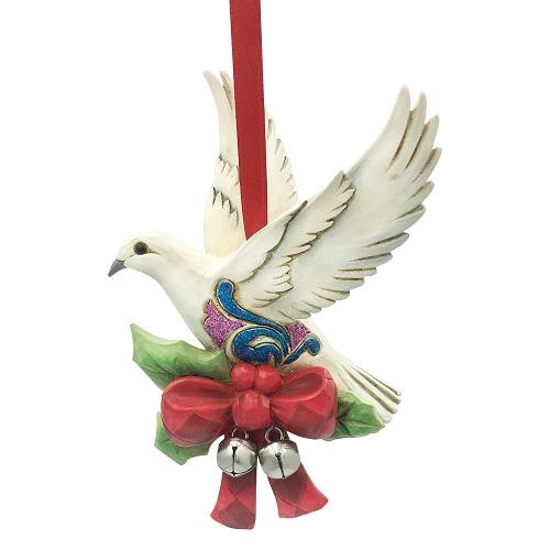 Legend of the Turtle Dove Ornament