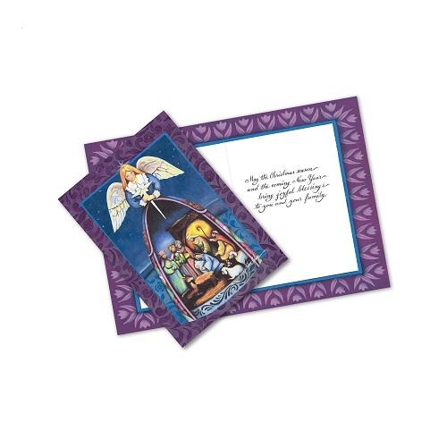 Nativity Greeting Card Set